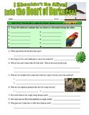 I Shouldn't Be Alive : Into the Heart of Darkness (video worksheet)