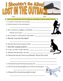 I Shouldn't Be Alive : Lost in the Outback (video worksheet)