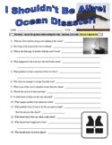 I Shouldn't Be Alive : Ocean Disaster (video worksheet)