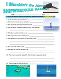 I Shouldn't Be Alive : Shipwrecked Family (video worksheet)