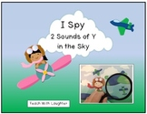 I Spy 2 Sounds of Y