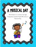 I Spy - A Musical Day
