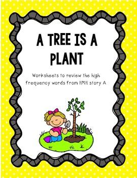 I Spy - A Tree Is A Plant