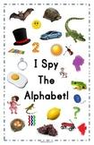 I Spy ABCs - Game