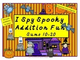 I Spy Addition Fun! (Common Core Aligned)
