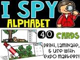 I Spy Alphabet Letters - September Edition (Apples, Johnny Appleseed)