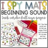 I Spy Alphabet Task Cards