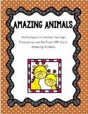 I Spy - Amazing Animals