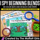 I Spy Beginning Blend Words
