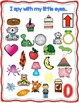 I Spy Beginning Sounds and Letters and Numbers