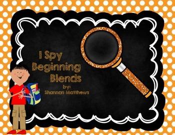 I Spy Blends
