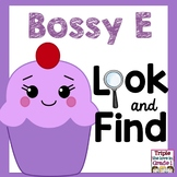 """I Spy"" Bossy E Words!"