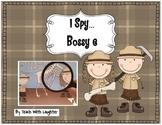 I Spy Bossy e