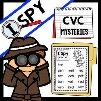I Spy: CVC