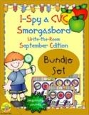I-Spy CVC Beginning Sounds Bundle (September Edition) Set 2