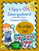 I-Spy CVC Beginning Sounds Bundle (Summer Edition) Set 2