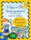I-Spy CVC Beginning Sounds - Short /o/ Assorted Words (Sum