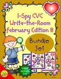 I-Spy CVC Fidget Spinner Fun Bundle (February Edition)