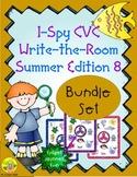 I-Spy CVC Fidget Spinner Fun Bundle (Summer Edition)