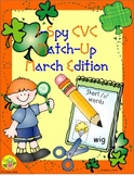 I-Spy CVC Match-Up - Short /i/ Assorted Words (March Edition)