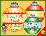 I-Spy CVC Scoot - Short /i/ Assorted Words (December Edition)