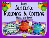 I-Spy CVC Sentence Building & Editing Bundle (September Ed