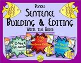 I-Spy CVC Sentence Building & Editing Bundle (Summer Editi