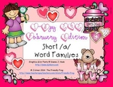 I-Spy CVC Learning Centers - Short /a/ Word Families (February Edition)