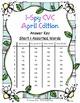 I-Spy CVC Tiny Words - Short /i/ Assorted Words (April Edition) Set 1