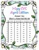 I-Spy CVC Tiny Words - Short /o/ Assorted Words (April Edition) Set 1