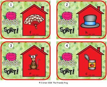 I-Spy CVC Word Sorts -- Short /a/ Assorted Words (May Edition)