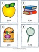 I-Spy CVC Word Work - Variable Vowel Words (September Edition) Basic