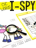 I Spy CVC Words