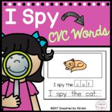 CVC Word Writing Game