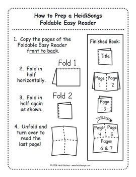 I-Spy CVC Vol. 2 Print & Fold Easy Reader Books