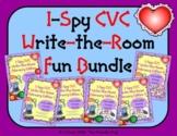 I-Spy CVC Write-the-Room Fun Bundle (February Edition) Var