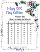 I-Spy CVC Tiny Words - Short /e/ Assorted Words (May Editi