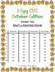 I-Spy CVC Tiny Words - Short /o/ Assorted Words (October Edition) Set 1