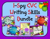 I-Spy CVC Writing Skills Bundle (September Edition) Variab
