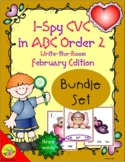 I-Spy CVC in ABC Order Bundle (February Edition) Set 2