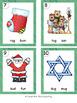 I-Spy CVC in ABC Order - Short /u/ Assorted Words (December Edition)