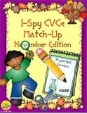 I-Spy CVCe Match-Up - Assorted Vowels (November Edition)