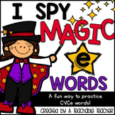 Magic E - I Spy CVCe Words!