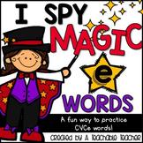 Magic E - I Spy CVCe Words!