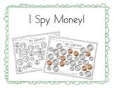 I Spy Money Packet