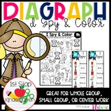 Digraph Worksheet (ch, sh, th, wh)