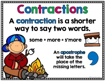 I Spy Contractions