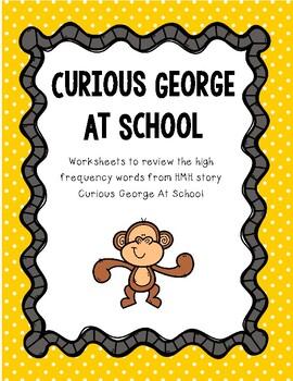 I Spy - Curious George At School
