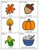 """I Spy"" Descriptive Language Game - Thanksgiving Edition"