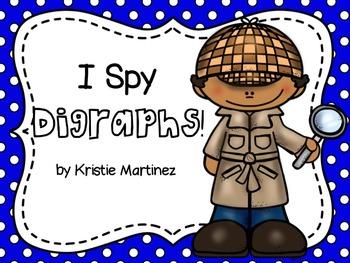I Spy Digraphs!